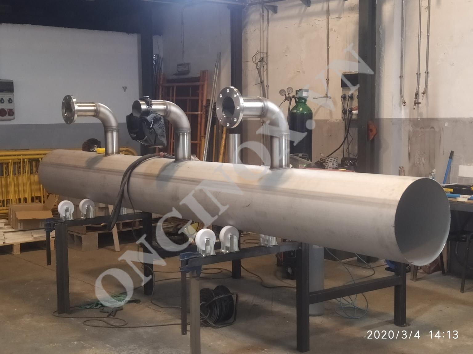Giá ống inox 304