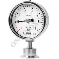 Báo gía Đồng hồ áp nối ren inox 304 ngày 09 tháng 05 năm 2020 2